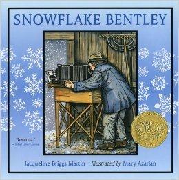Snowflake Bentley book cover