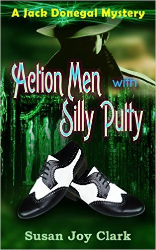 Action Men with Silly Putty cover