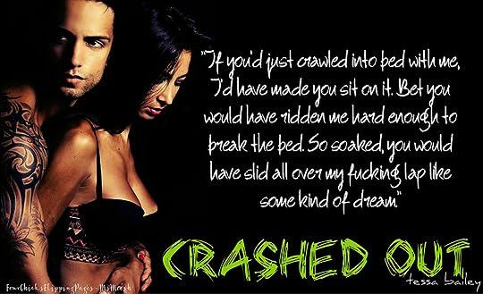 #CrashedOut