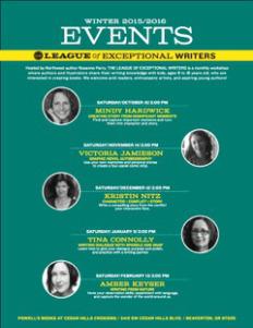 League of Extraordinary Writers