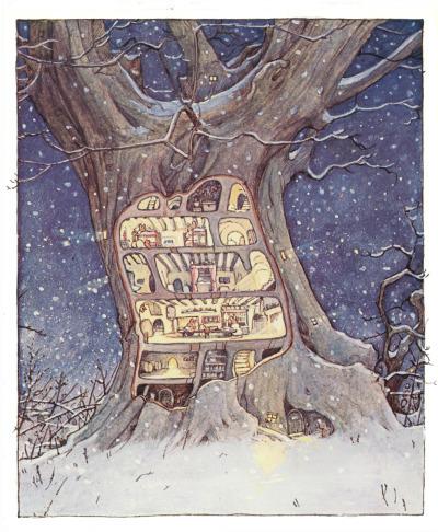 The Four Seasons Of Brambly Hedge By Jill Barklem