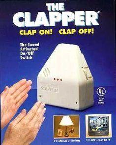 clapper: