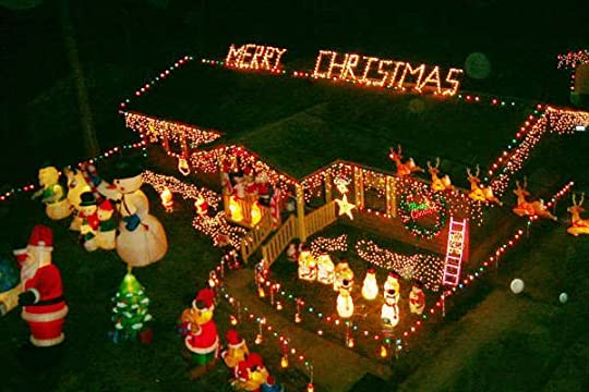 Ugly Christmas Lights: