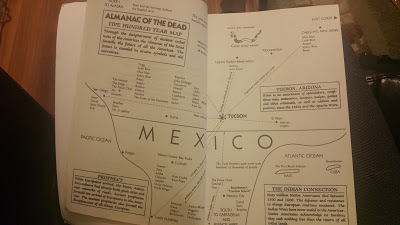 Almanac of the Dead, Leslie Marmon Silko, IntoriLex, Book Review