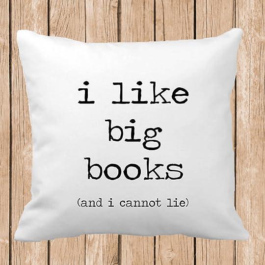 Big Books Pillow