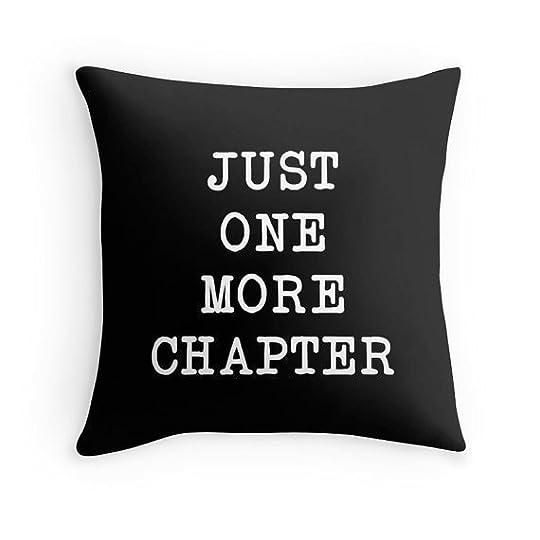 Book Worm Pillow
