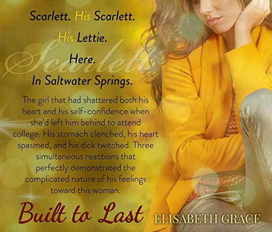 Built to Last Elisabeth Grace Teaser