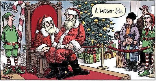 santa better job