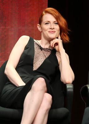 Ms fun redhead