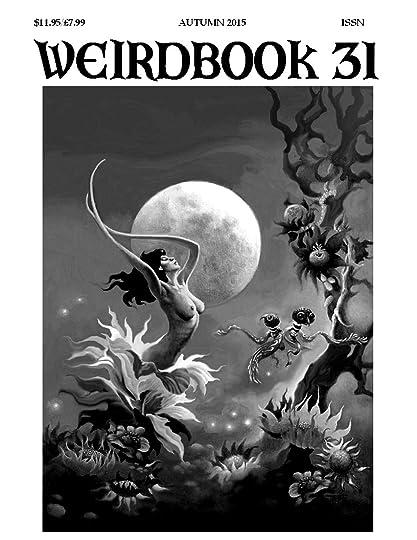 Weirdbook31 back cover by S. Fabian
