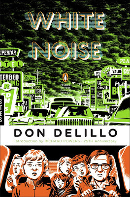 white noise review by don delillo A talk with don delillo new york times book review 10 oct 1982:  don't call don delillo's fiction  a review of white noise that includes a few remarks.