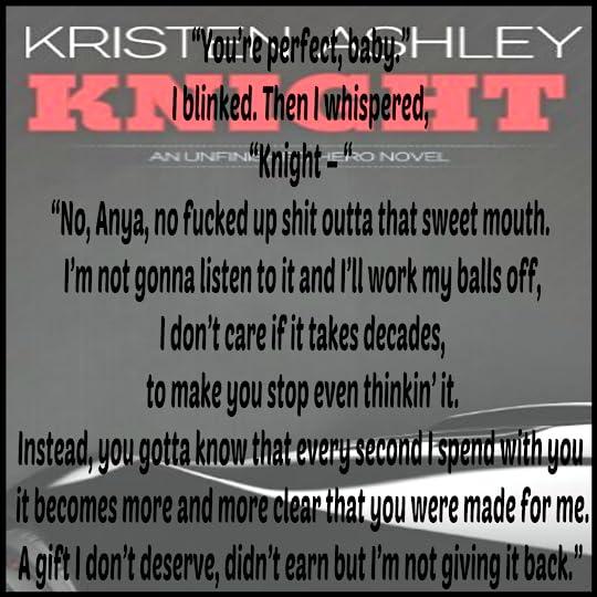 Knight kristen ashley teaser