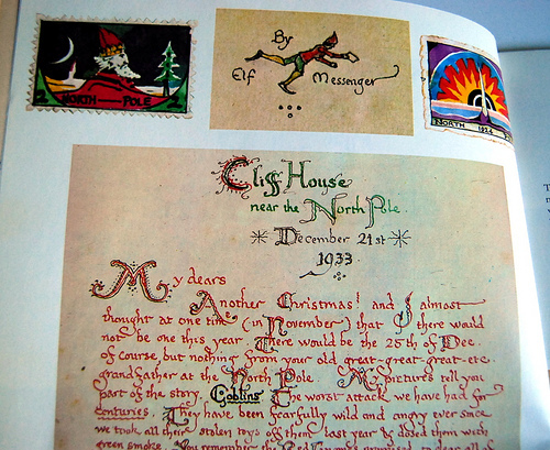 Letters from father christmas by jrr tolkien description spiritdancerdesigns Gallery