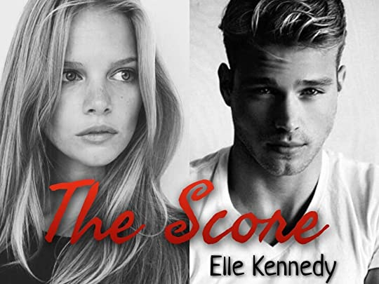 The Score (Off-Campus, #3) by Elle Kennedy
