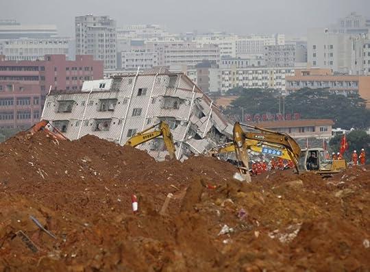 Shenzhen landslide, December 2015