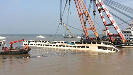 Oriental Star Cruise Ship Disaster, June 2015