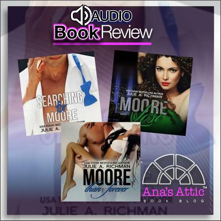 Needing Moore Audiobooks