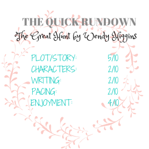 THE QUICK RUNDOWN