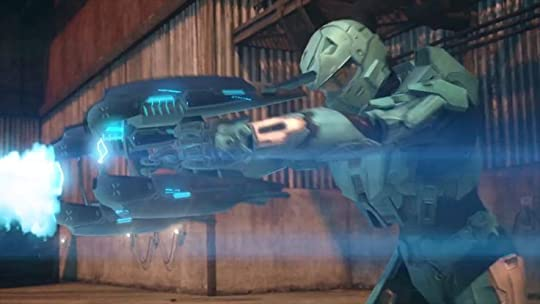 plasma rifle: