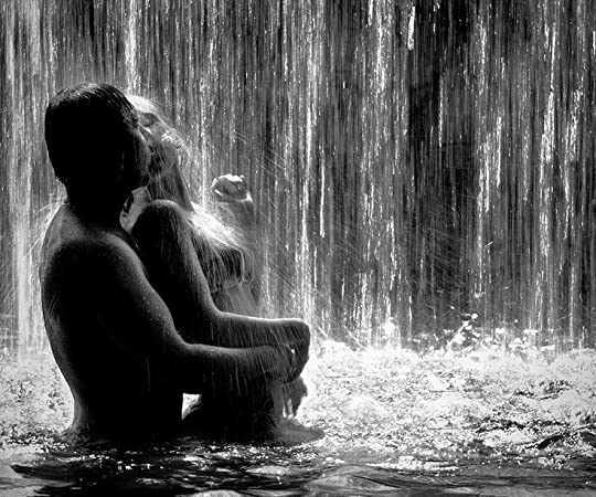 couple in waterfall - Google Search: