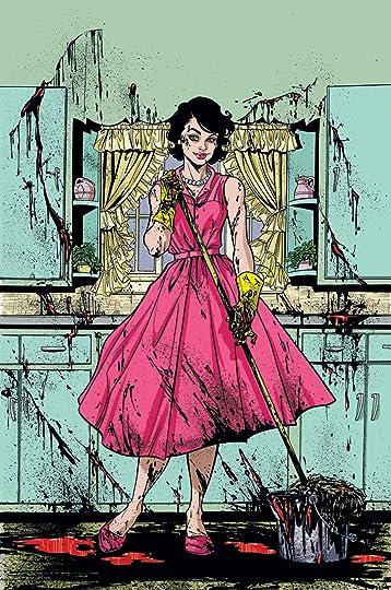Lady Killer Vol 1 Lady Killer 1 By Joëlle Jones