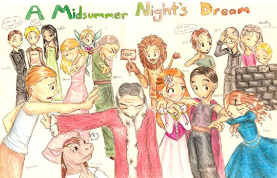 an analysis of the main characters in shakespeares a midsummer nights dream « library « shakespeare « a midsummer night's dream « character analysis analysis character analysis in a midsummer stories of the main.