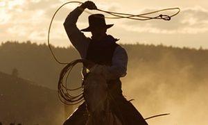 my Sunset Embrace cowboy: