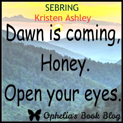 Sebring by Kristen Ashley Unfinished heroes teaser