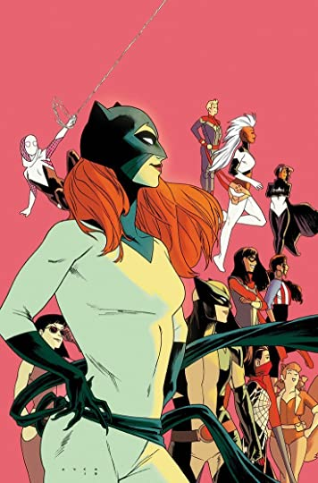 Hellcat Variant Cover