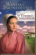 a book review of a cousin challenge