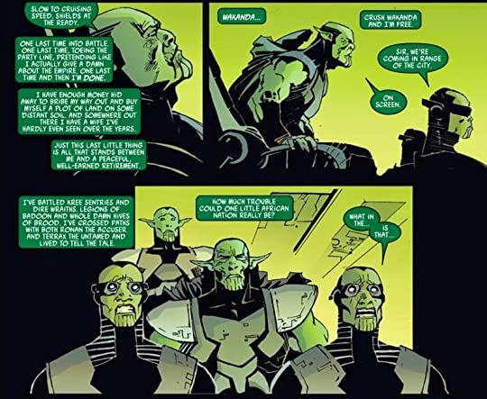 c705f92ab5a The Skrulls are coming to Wakanda to take over. They figure they have  better numbers