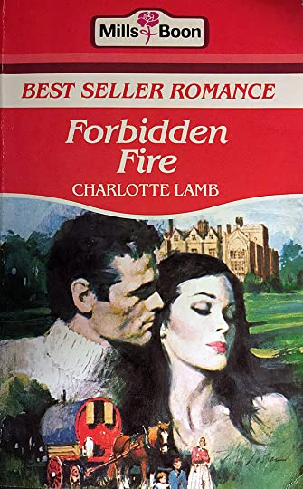 Forbidden Fire by Charlotte Lamb