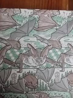 Bats of the Republic: An Illuminated Novel by Zachary Thomas