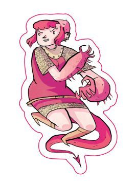 Nimona sticker!: