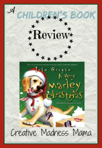Creative Madness Mama Reviews A Very Marley Christmas