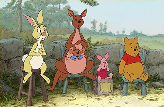 I Think Everyone Has Heard The Name Winnie Pooh At Some Point Even Remember Watching TV Show When Was Younger But Not For Long
