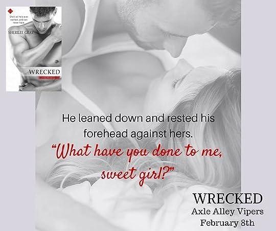 Wrecked Sherilee Gray: