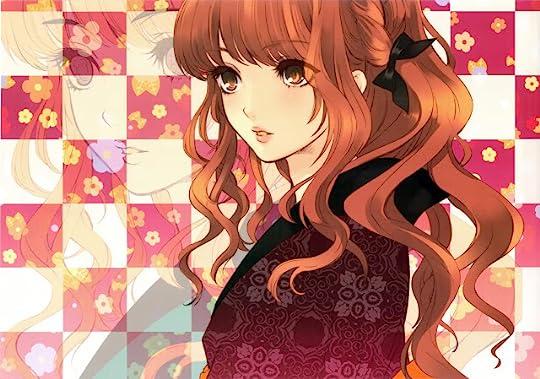 photo bow-brown-eyes-brown-hair-hair-bow-kimono-lips-long-hair-noizi-ito-solo-wafuku-zoom-layer-anime-girl-pretty-beautiful-art-wallpaper-orange-hair-autumn.jpg