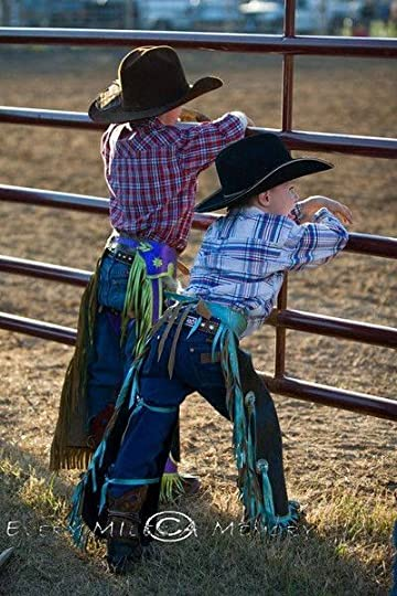 Cute little cowboys: