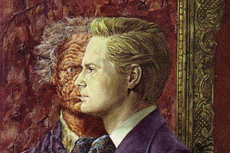 Image result for dorian gray portrait