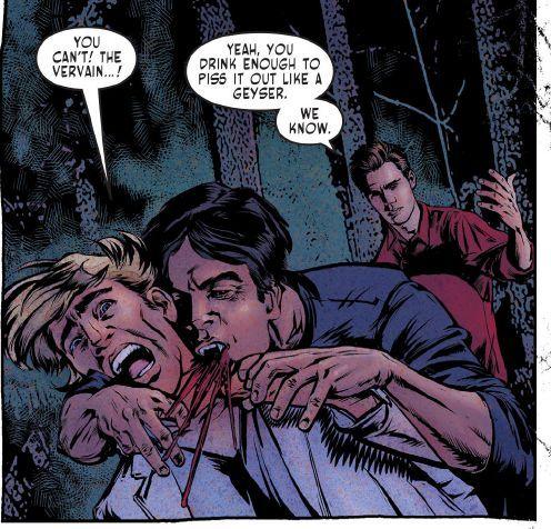 The Vampire Diaries #3 by Colleen Doran
