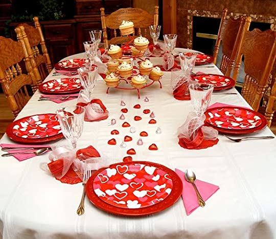 Valentine's Day Table: