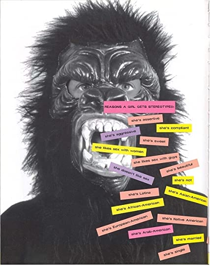 Bitches, Bimbos, and Ballbreakers: The Guerrilla Girls' Illustrated