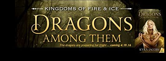 Dragons among them Kyra Jacobs: