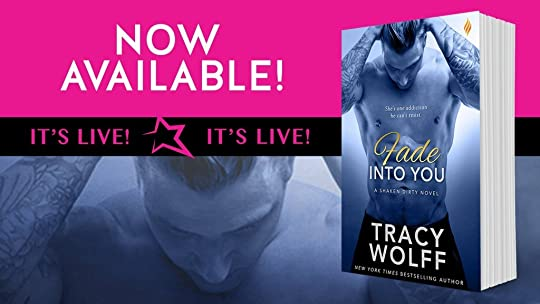 FADE INTO YOU NOW AVAILABLE
