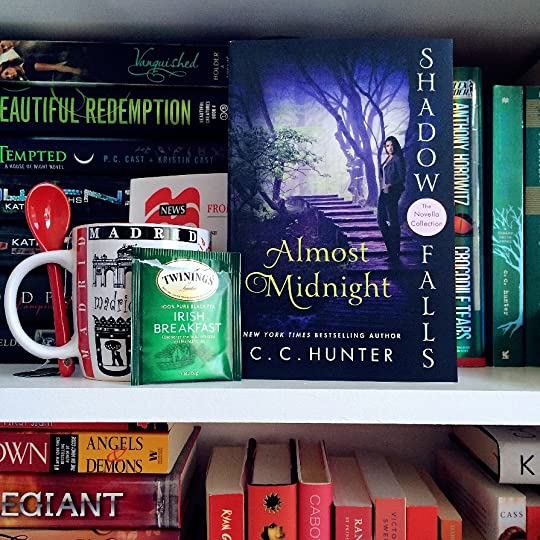 Almost midnight shadow falls after dark 35 by cc hunter all the short stories cc hunter has previously published as ebook novellas and companions for both the original series shadow falls and the spinoff fandeluxe Epub