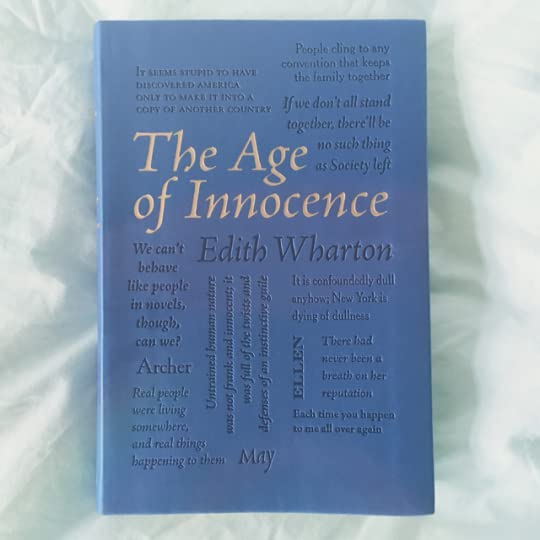 research paper on age of innocence edith wharton The tone established in the age of innocence essaysthe tone established in the age of innocence respected as the most distinguished of edith wharton's novels, the age of innocence is a tale of the love, distress, and moral/social conflictions that late 1800s new york experiences via the ind.
