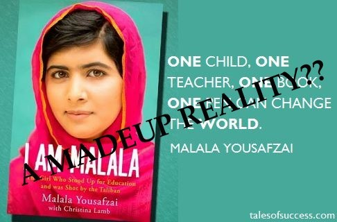 Ayesha Sargodhaif You Don't Know Where That Isgoogle It New I Am Malala Quotes