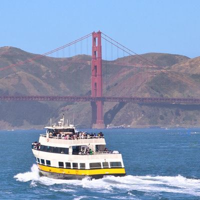 San Francisco Tour Boat: