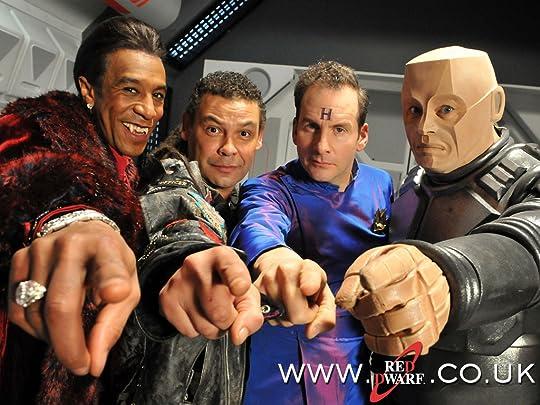 Red Dwarf Crew